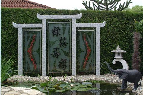 Garten Paravent