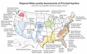 underground water maps usgs nawqa regional assessments of principal aquifers