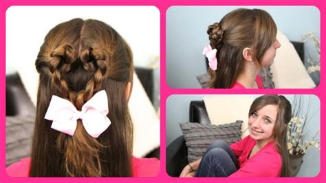 girl hairstyles for picture day 199 ocuk sa 231 modelleri