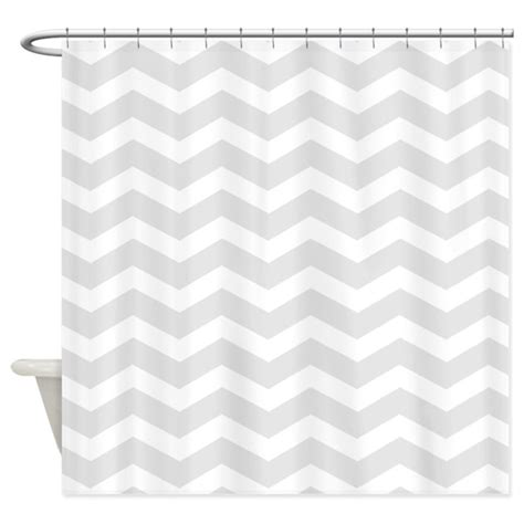 light gray shower curtain light gray shower curtain by inspirationzstore