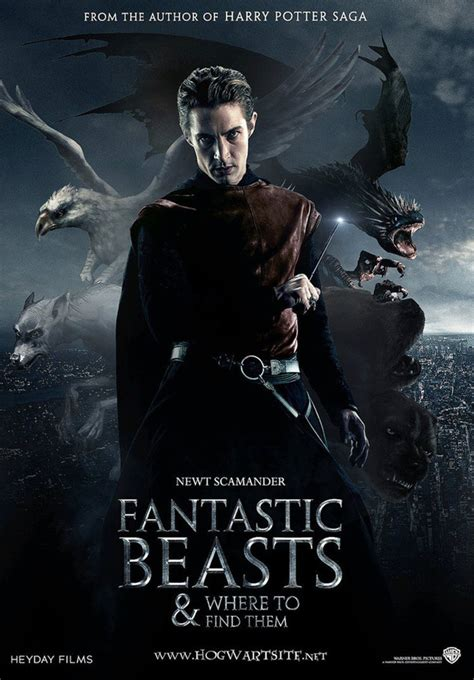 Ans To Be Released by Fantastic Beasts And Where To Find Them Release Date