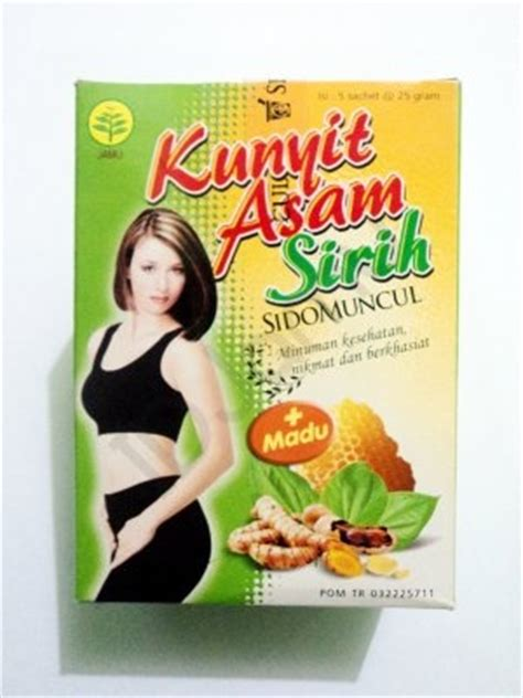 jamu kunyit asam sirih sidomuncul 17 best images about herbs jamu for woman on pinterest