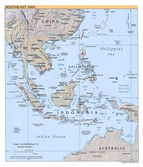 political map of southeast asia southeast asia political map images