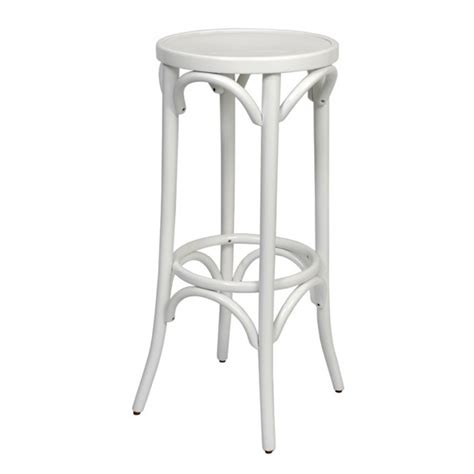 white bentwood counter stool genuine bentwood bar stool by michael thonet bst 9739 75