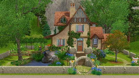 Cozy Cottage Floor Plans by Simply Ruthless Summermeade Cottage