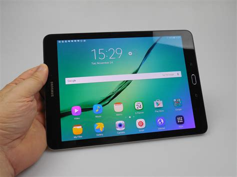 samsung galaxy tab s2 9 7 review thinnest tablet in the world is also the comfiest has