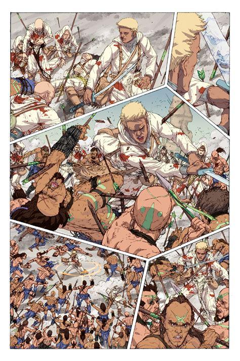 Pdf Brandon Sandersons White Sand 1 by Dynamite The Official Site Barbarella Dejah Thoris