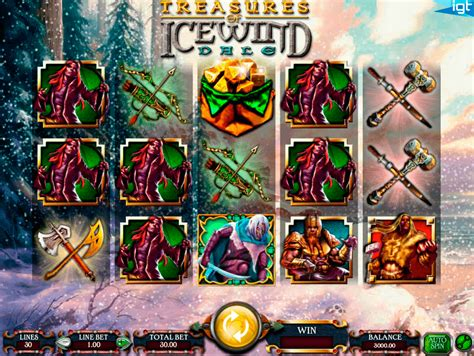 play dungeons  dragons treasures  icewind dale  slot igt casino slots