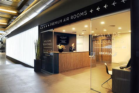 Air Rooms Premium Traveller Air Rooms Madrid Rooms Located Within