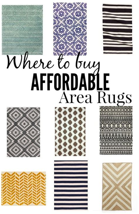 Buy Decor Decor Hacks Where To Buy Affordable Area Rugs A