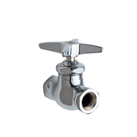 Faucet Stop Coupon Code by Chicago Faucets 45 Abcp Stop Fitting Chrome