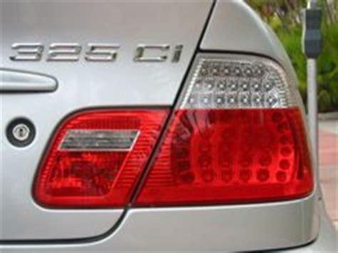 e46 m3 led tail light conversion bmw e46 led tail light kit for 2 door convertible 325ci