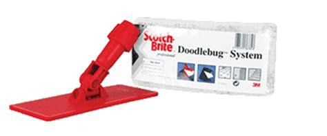 3m Scotch Brite Doodlebug Yacht Hull Cleaning System