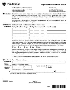 Prudential Life Claim Form   Fill Online, Printable