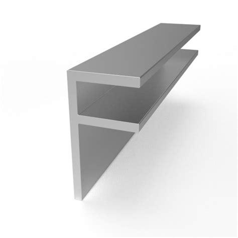 Sho Metal Ukuran Kecil aluminum c slide track channel foto gambar