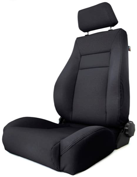 jeep tj seat replacement jeep wrangler tj xhd ultra replacement front seat 1997