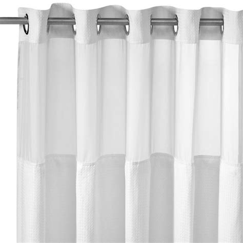 hookless shower curtain extra long extra long hookless shower curtain shower curtains