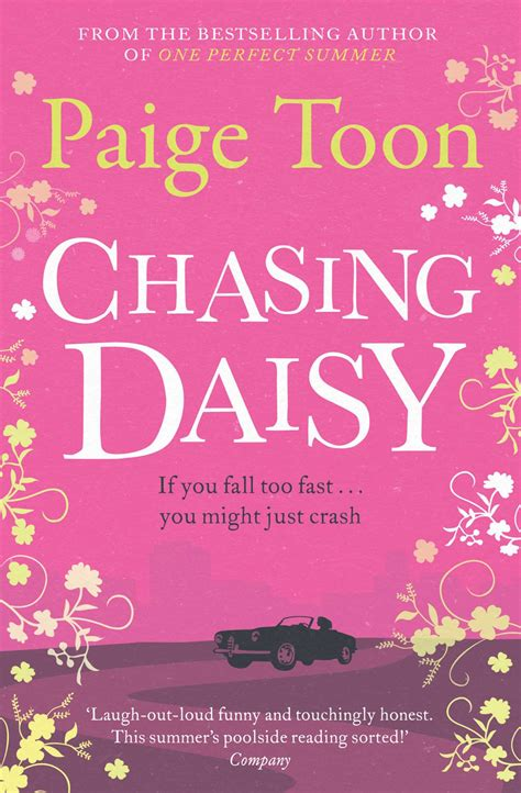 paige toon chasing daisy book by paige toon official publisher