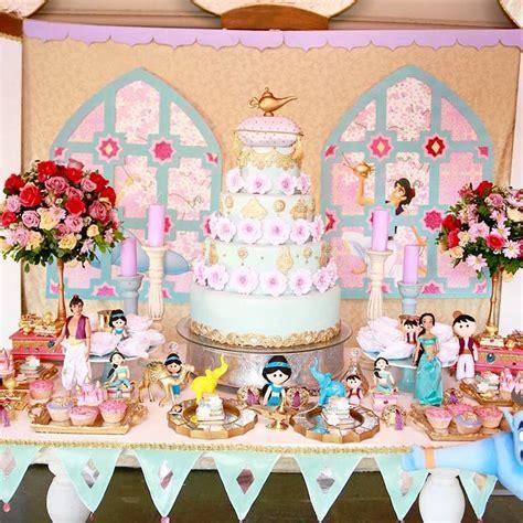 jasmine themed birthday party kara s party ideas aladdin princess jasmine birthday party
