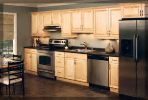 Wall Kitchen Design Single Wall Shaped Kitchen Kraftmaid Cabinetry