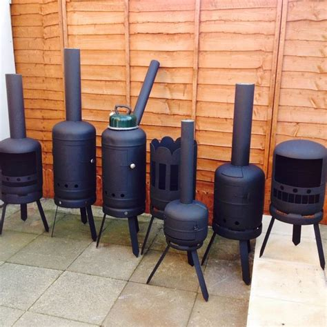 gas bottle chiminea plans 7 best images about outdoor fireplace on