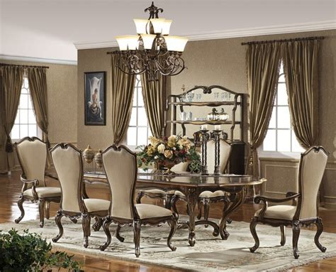 The Houzz Dining Room Oxford Dining Set Traditional Dining Room Other