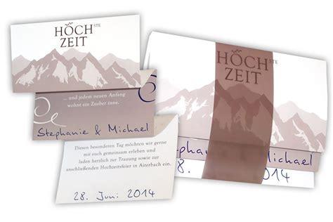 Einladung Hochzeit Mit Foto by Hochzeitseinladungskarten Spr 252 Che Hochzeitskarten Mit