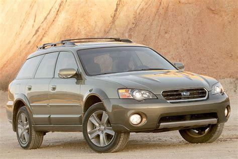 subaru 2007 outback 2007 subaru outback overview cars