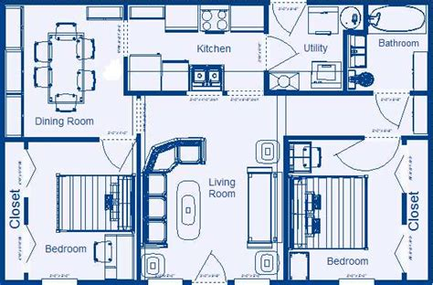 housing floor plans layout low income residential floor plans by zero energy design 174