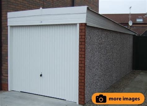 Concrete Garage Prices Uk by Hanson Garages L Concrete Garages L Concrete Sheds