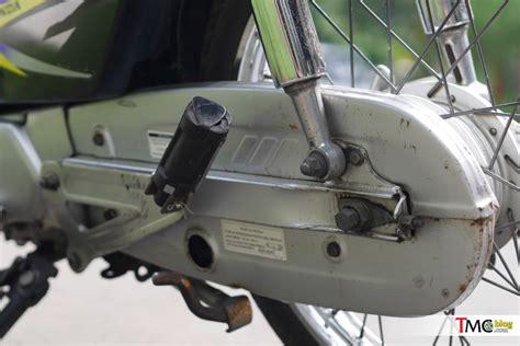 Yamaha Sigma Bekas vlog senangnya dapet motor jadul garasian tmcblog