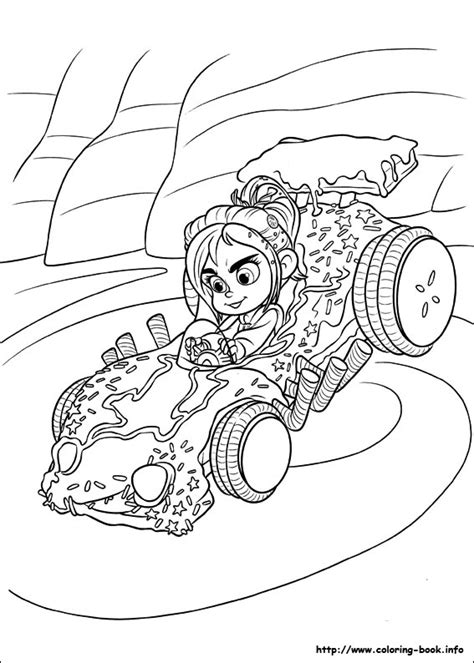 vaneloppe colouring pages