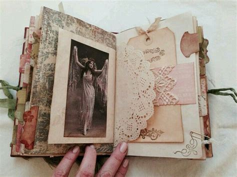 Handmade Journal Ideas - 1128 best images about junk journals on