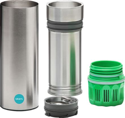 Grayl Legend Trail Water Filter grayl legend trail water filter bottle rei outlet
