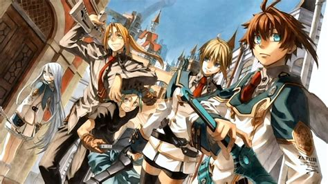 chrome shelled regios chrome shelled regios anime review 鋼殻のレギオス
