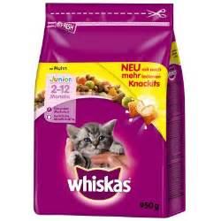 whiskas kitten with chicken great deals on whiskas at zooplus