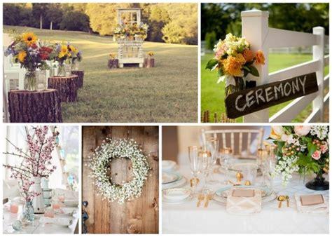 outdoor inspired wedding decor spring afloral com