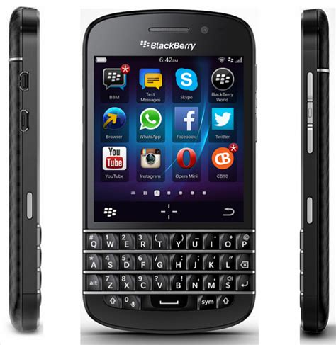 blackberry q20 news blackberry goes back to basics with its newest model highlights its