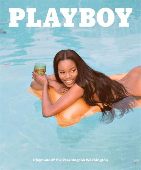 best playmate eugena washington named playboy s playmate of the year