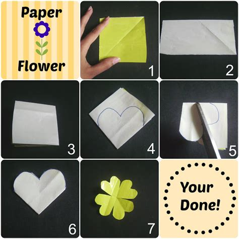 How To Make A Paper Flower Easy - make easy paper flowers moonshine and sunlight