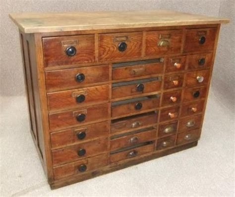 Pine Drawer Unit by Pine Multi Drawer Unit Industrial Style Antiques Atlas