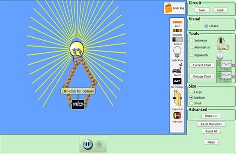 circuit construction kit acdc virtual lab circuits light bulbs batteries phet