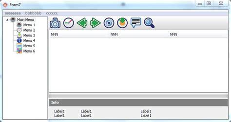delphi menubar tutorial delphi a new design of user interface in app stack overflow