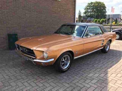 Mustang Auto Günstig Kaufen by Ford Mustang A Code 1967 V8 Automatik Servo Die Besten