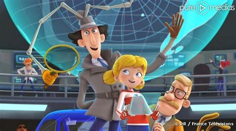 gadget new inspector gadget new cgi 2015 tv series animated shows