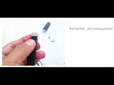 youtube membuat gelang cara mudah membuat gelang tali kulit youtube