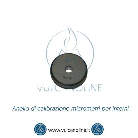 micrometro per interni taratura micrometro per interni vulcanoline