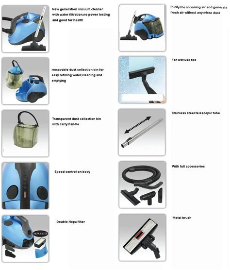 how to vacuum water filtration wet and dry vacuum cleaner