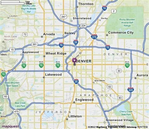 mapquest us denver co map mapquest cities where i worked