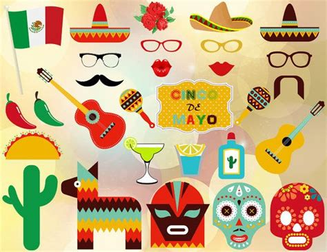 printable photo booth props fiesta 68 best images about fiesta on pinterest latinas photo